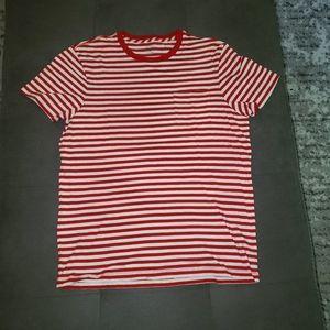 J.Crew striped tshirt